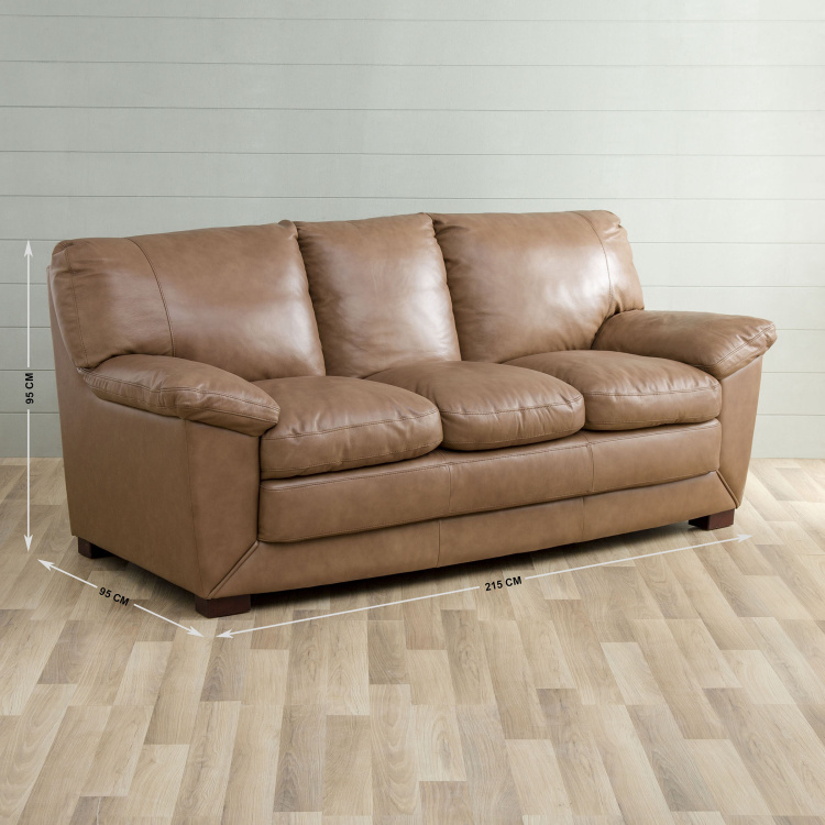 New Da Vinchi Three-Seater Sofa