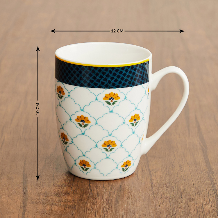 Neeta Lulla Printed Mugs - Set of 4