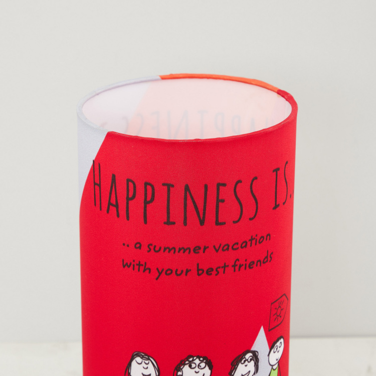 Happiness Summer Vacation With Friend - Table Lamp