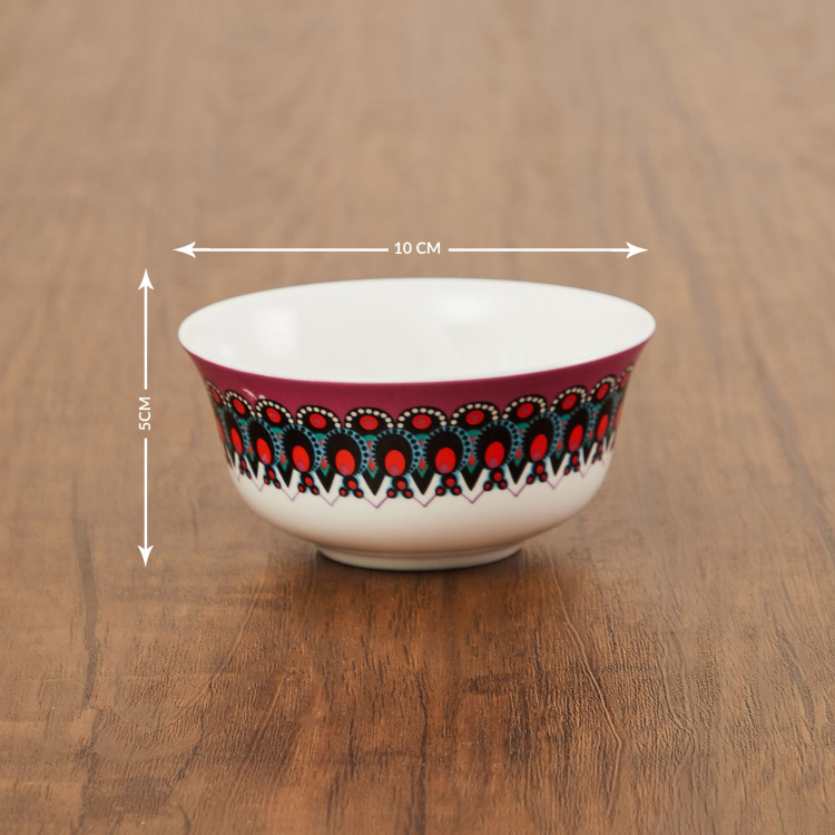 Manish Arora Printed Curry Bowl