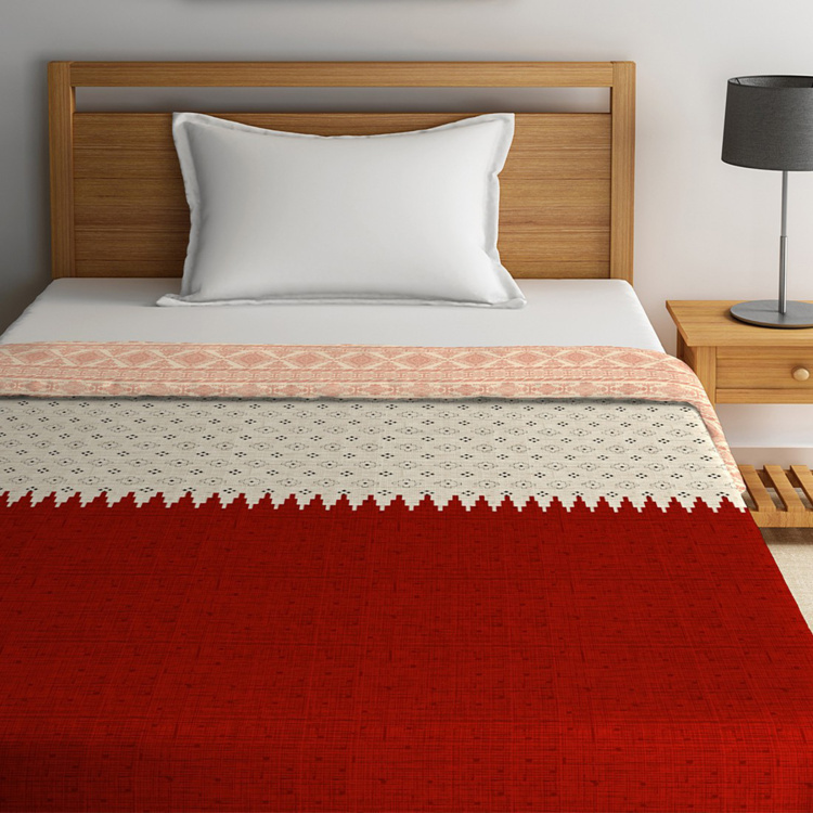 PORTICO NEW YORK Africana Single Bed Comforter - 152 x 224 cm