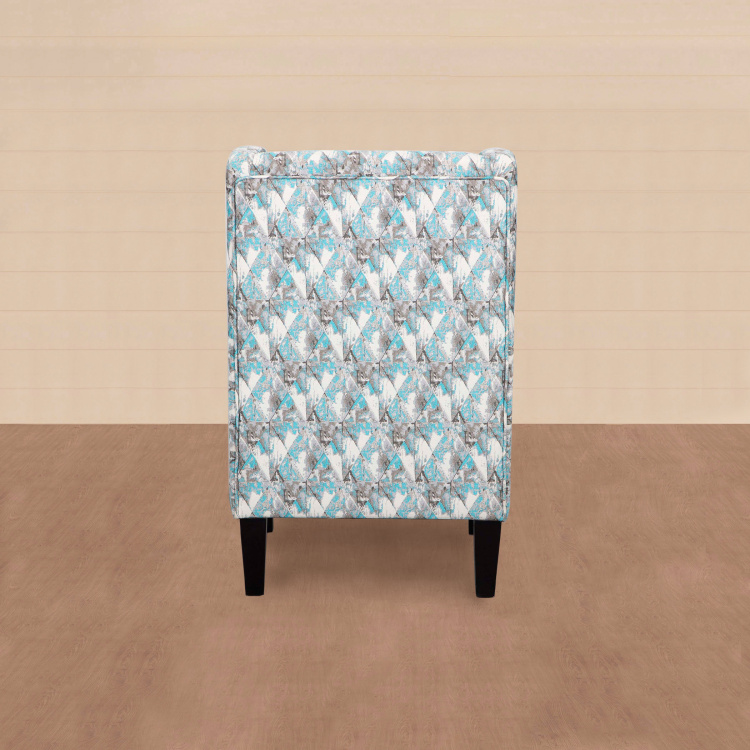 New Orleans Textured Armchair