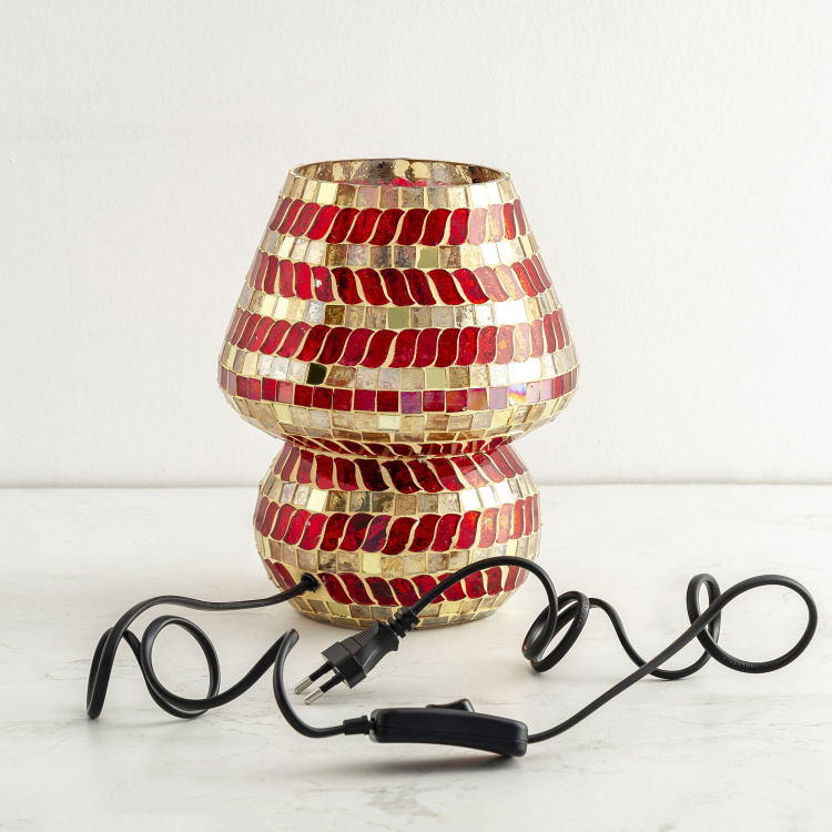 Kiana Irish Textured Table Lamp