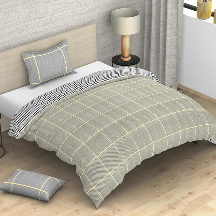 PORTICO NEW YORK  Code Single Bed Duvet Cover - 152 x 229 cm