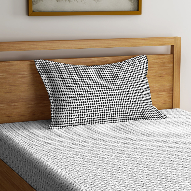 PORTICO NEW YORK Code 2-Pc. Single Bedsheet Set - 152 x 229 cm