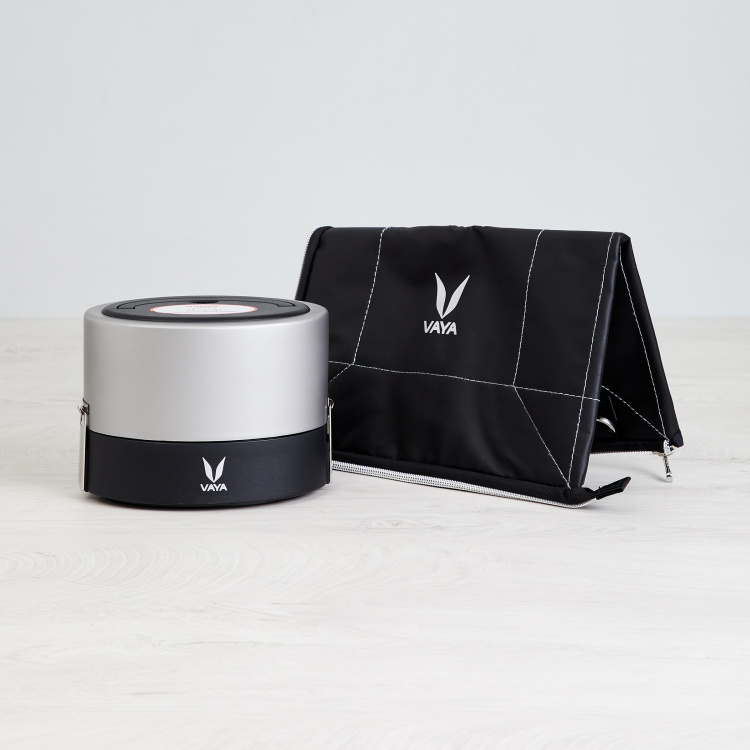 VAYA Tyffyn Two-Tier Lunch Box with Bagmat