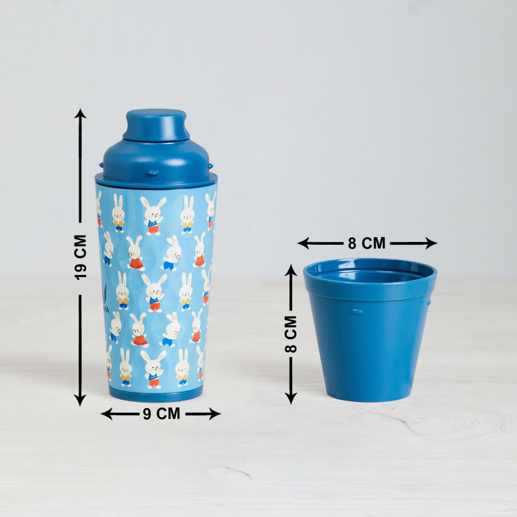 VAYA Drynk Textured Gulper with Tumblers and Sipper Cap