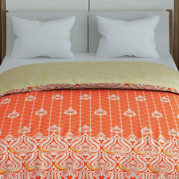SPACES Maxima Printed Double Comforter - 224 x 270 cm