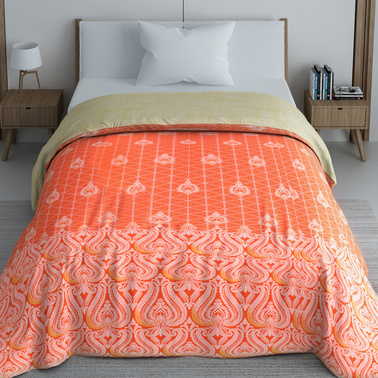 SPACES Maxima Printed Single Comforter - 150 x 218 cm