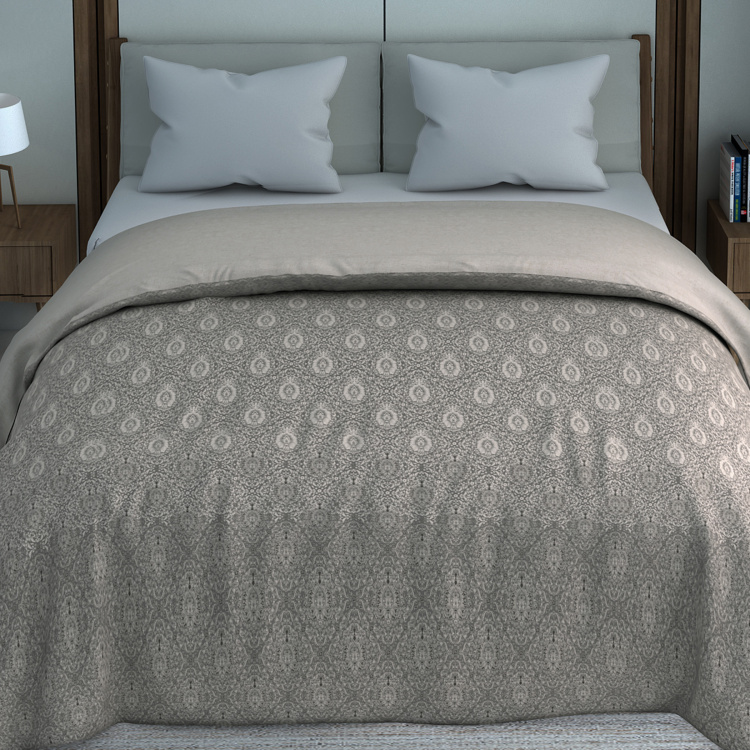 SPACES Maxima Printed Double Bed Comforter - 229 x 274 cm