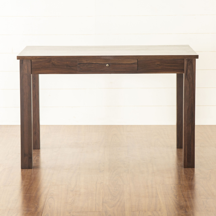 Veda 4-Seater Sheesham Wood Dining Table without Chairs