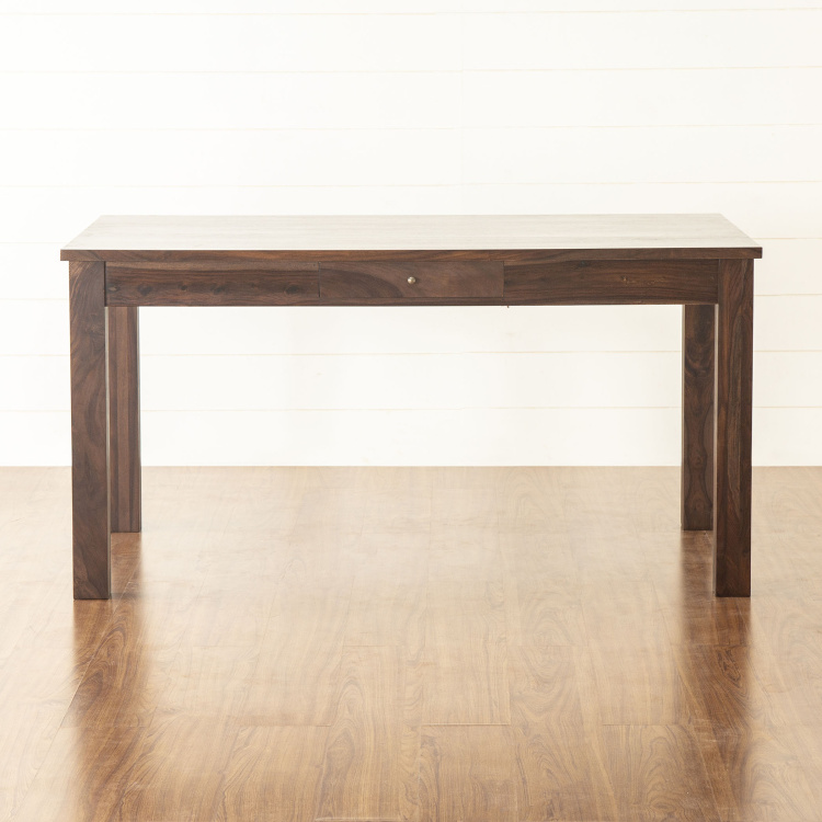 Veda 6-Seater Sheesham Wood Dining Table without Chairs