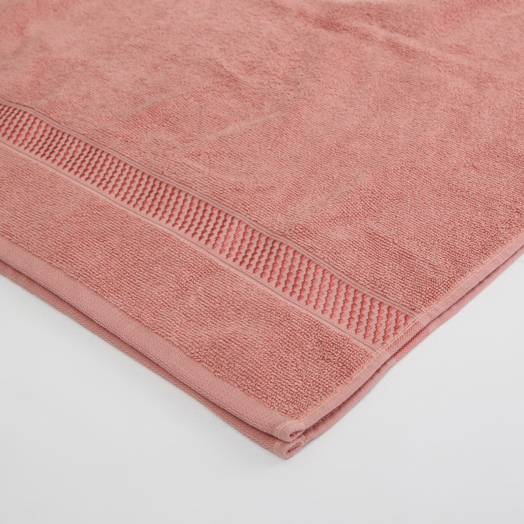 Colour Connect Solid Bath Towel - 70 x 140 cm