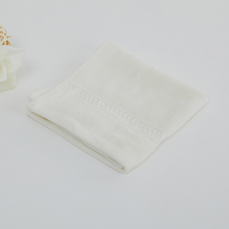 Marshmallow Cotton Face Towel - 30 x 30 cm