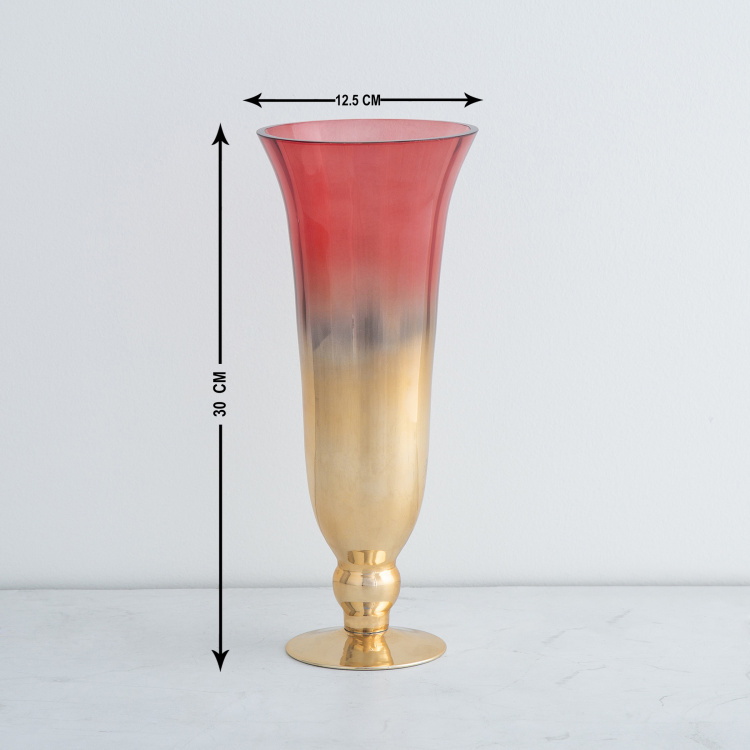 Galaxy Tapered Ombre Vase