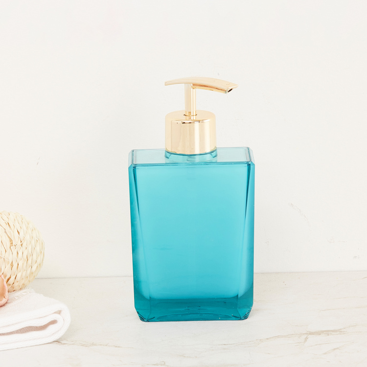 India Collection Solid Soap Dispenser