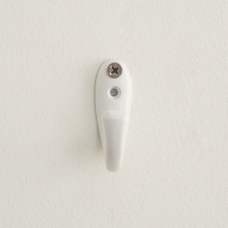 Orion Medallion Solid Wall Hook - Set of 2 Pcs.