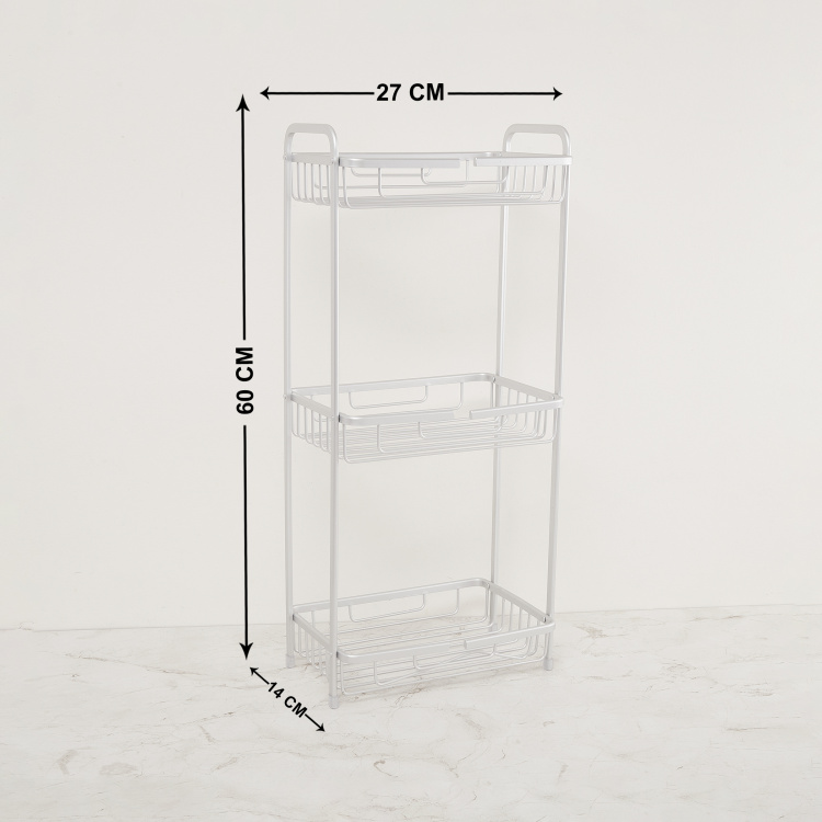 Orion 3-Tier Aluminium Rack