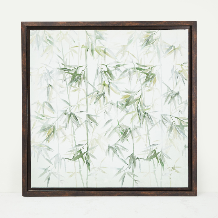 Artistry Molly Green Bamboo Picture Frame - 60 x 60 cm
