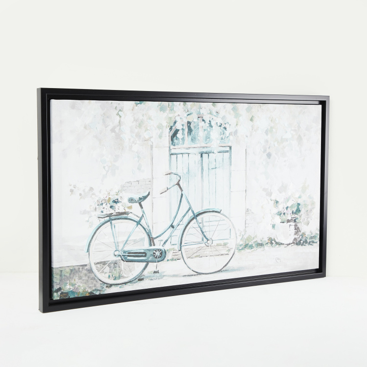 Artistry Molly Cycle House Picture Frame - 60 x 100 cm