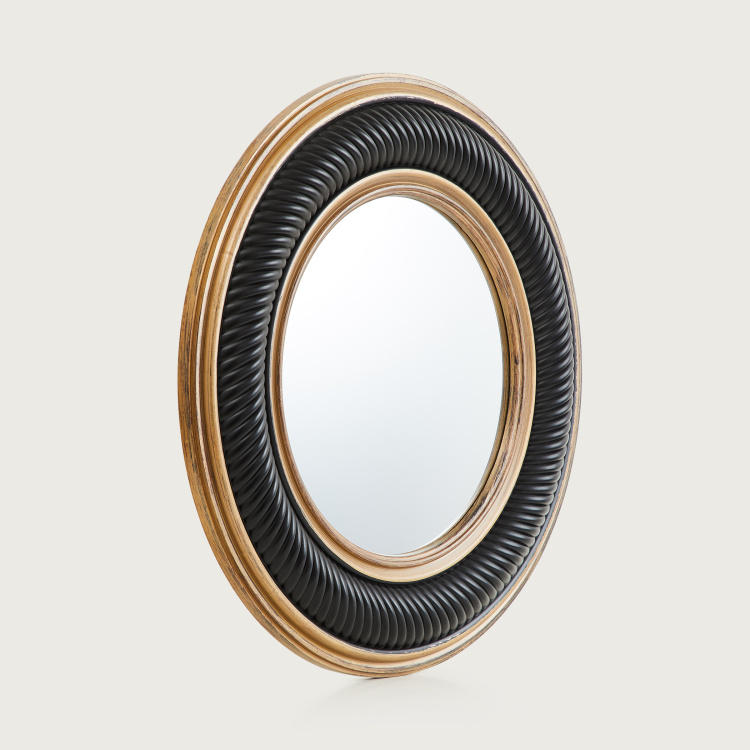 Corvus Ring Finish Wall Mirror