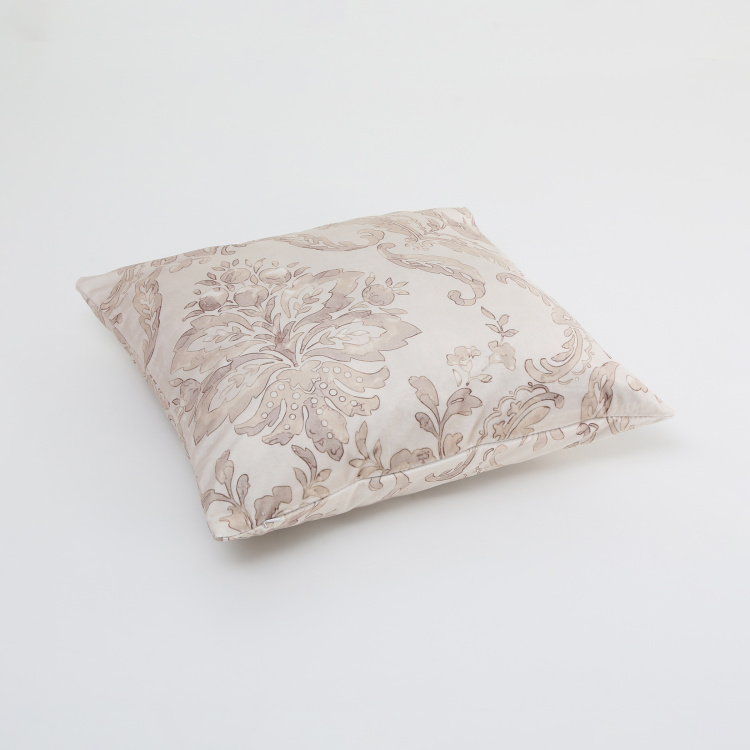 Lavish Printed Cushion Covers - Set of 2 Pcs. 40 x 40 cms