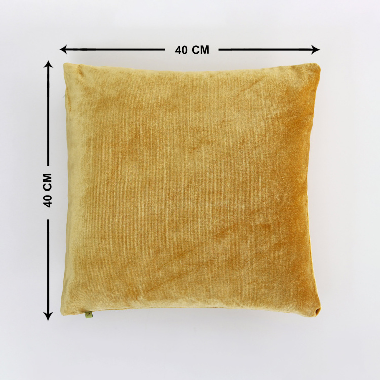 Colour Connect Cameo Solid Cushion Cover - 40 x 40 cm