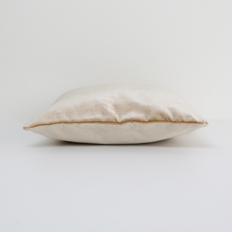 Marshmallow Solid Cushion Cover - 40 x 40 cm