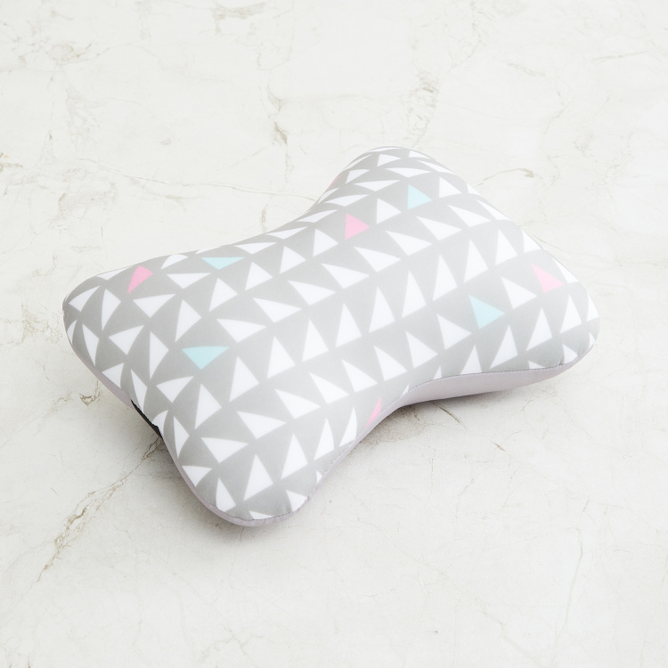 Travel Printed Bone Pillow