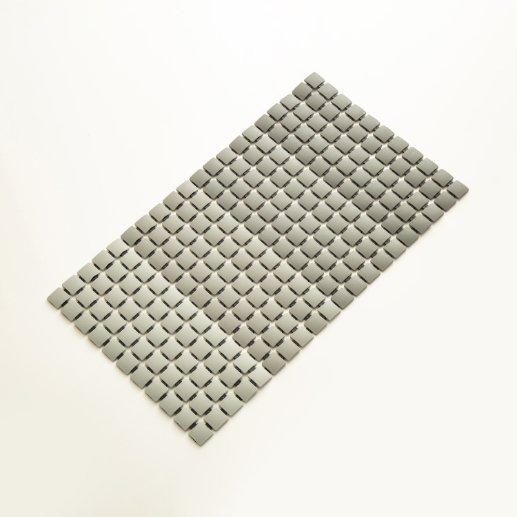 Titania Textured Shower Mat - 39 x 68 cm