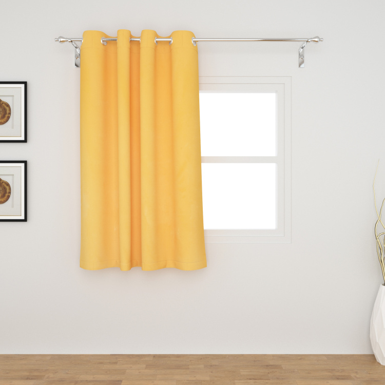 Colour Connect Della Semi-Blackout Window Curtain - 120 x 160 cm