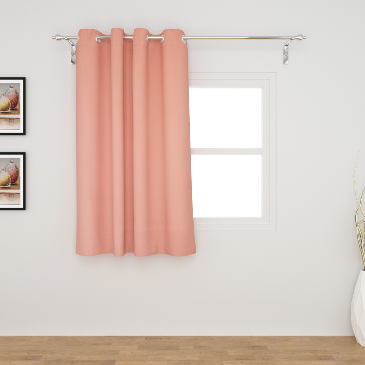 Colour Connect Della Semi-Blackout Window Curtain Pair - 120 x 160 cm