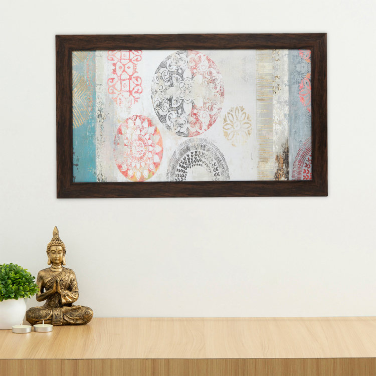 Artistry Eilat Abstract Picture Frame - 60 x  100 cm
