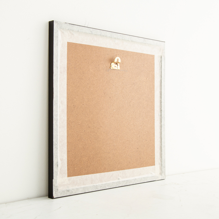 Happiness Is Putting Ideas Picture Frame - 35 x 35 cm