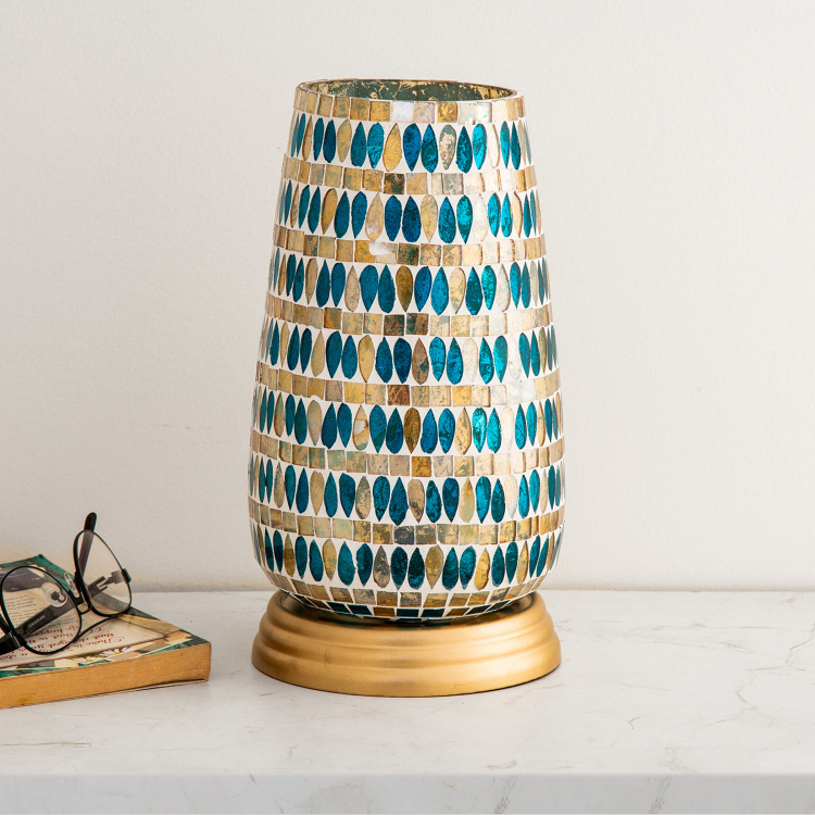Mable Mosaic Table Lamp