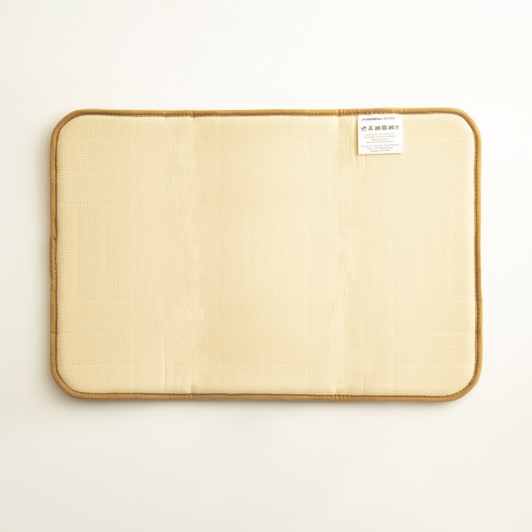 Buttercup Embossed Bathmat - 40 x 59 cm