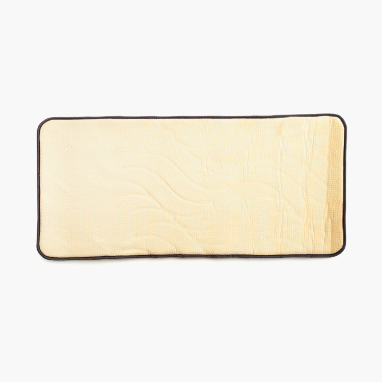 Buttercup Embossed Bathmat - 45 x 100 cm