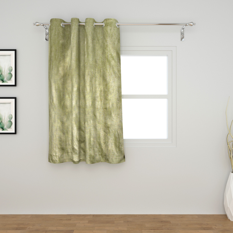 Celebrity Jacquard Semi-Blackout Window Curtain - 135 x 160 cm