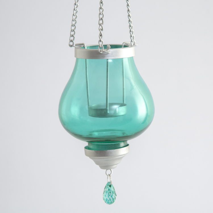 Helios Solid Hanging T-light Holder