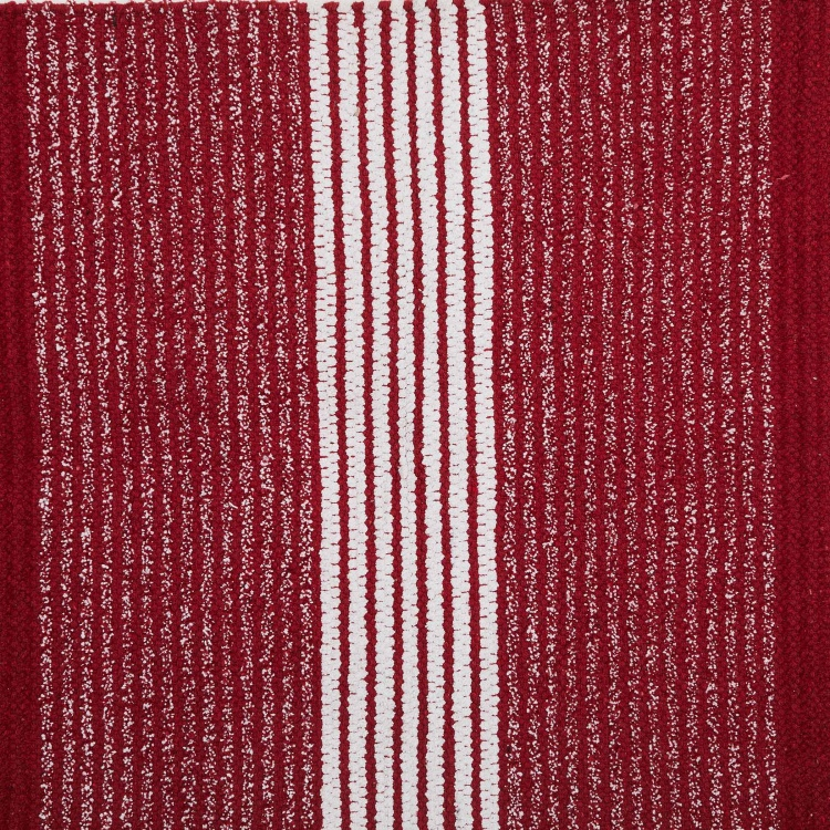MELANGE Striped Dhurrie - 60 x 90 cm