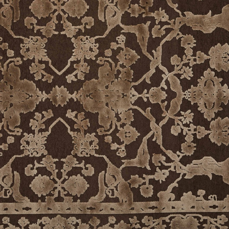 Mono Burnish Jacquard Carpet - 120 x 180 cm