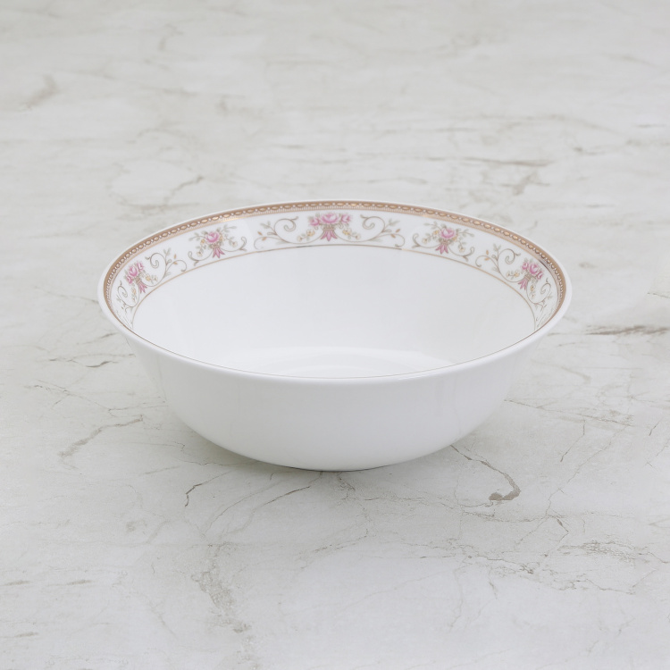 Altius Casablanca Printed Serving Bowl - 1000 ml