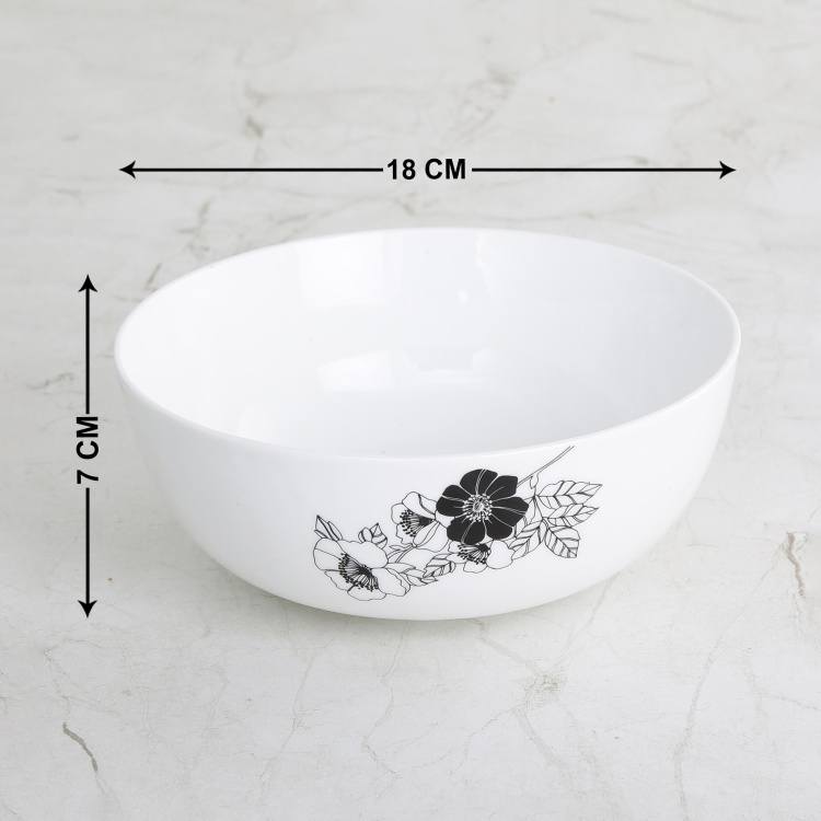 Lucas Clara Printed Serving Bowl