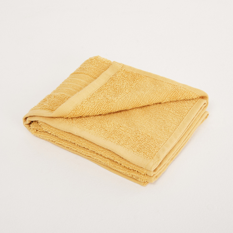 Colour Connect Hilda Solid Hand Towels - Set of 2 - 35 x 55 cm