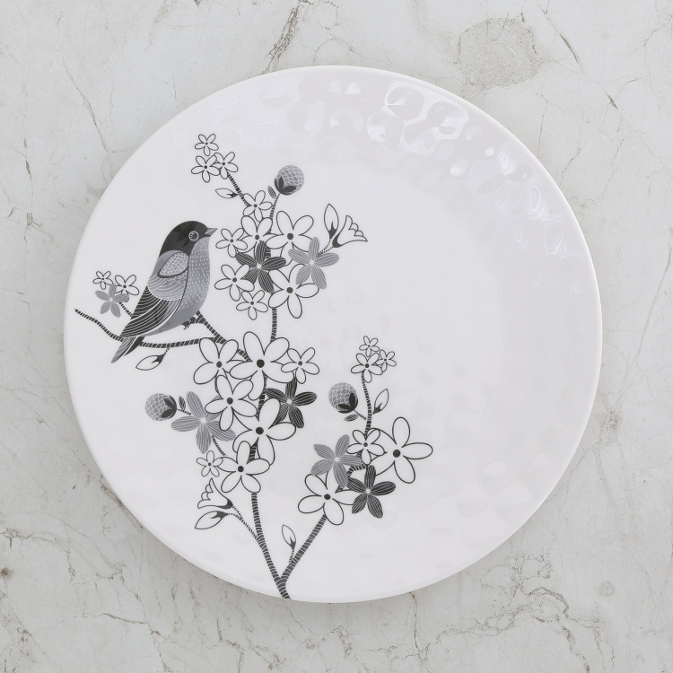 Meadows Printed Dinner Plate