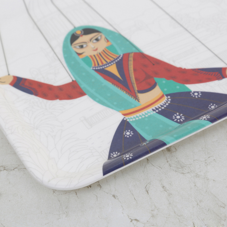 Raisa Retro Puppet Print Tray