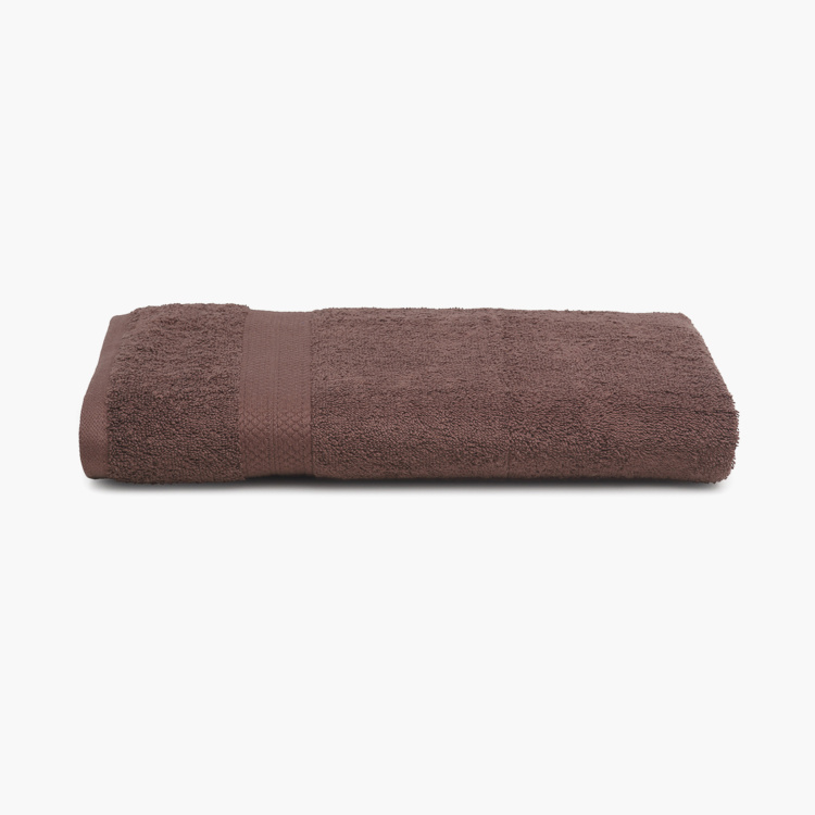 SPACES Colorfas Solid Bath Towel- 70 x 150 cm