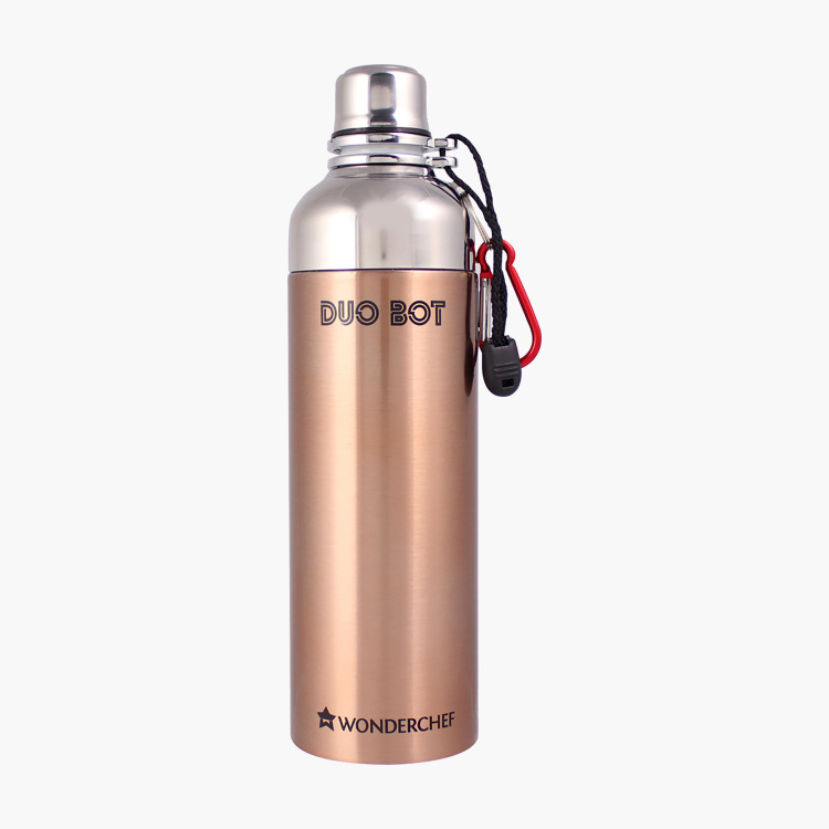 WONDERCHEF Duo-Bot Water Bottle - 750 ml
