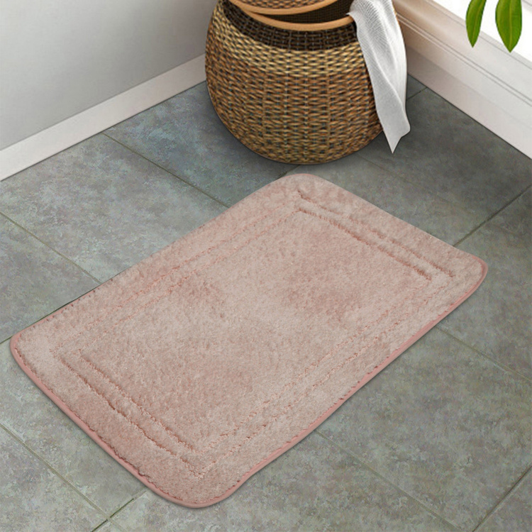 PORTICO NEW YORK Window Pane Bath Mat - 50 x 80 cm