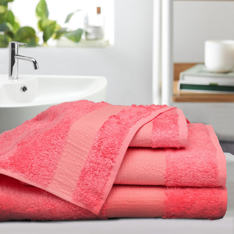 PORTICO New York Lagoon Bamboo Towel Set